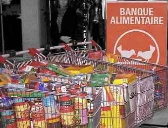 Banque alimentaire & Goods to give